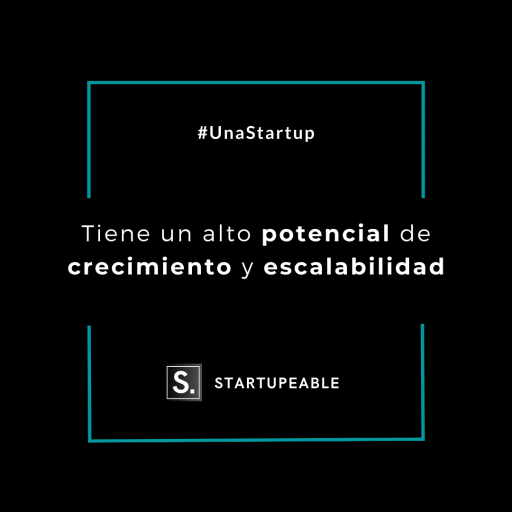 startup escalabilidad