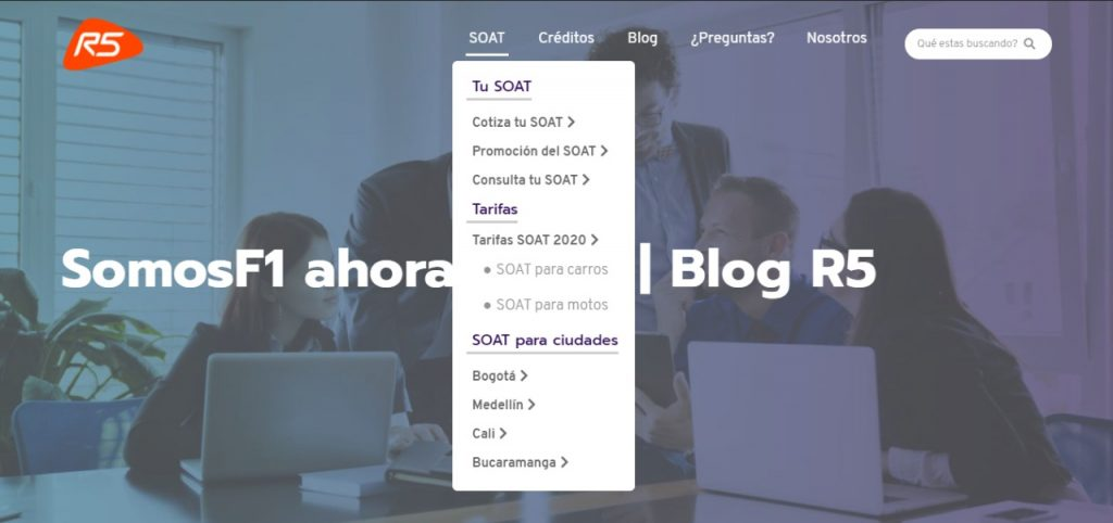 startups colombia R5