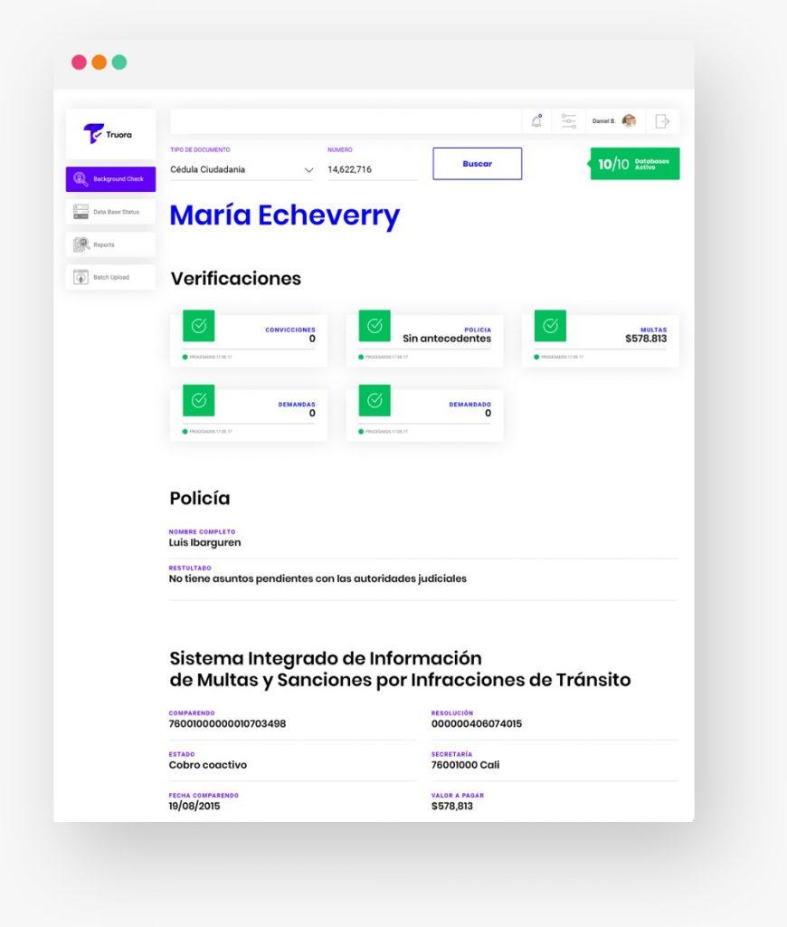 startups colombia Truora