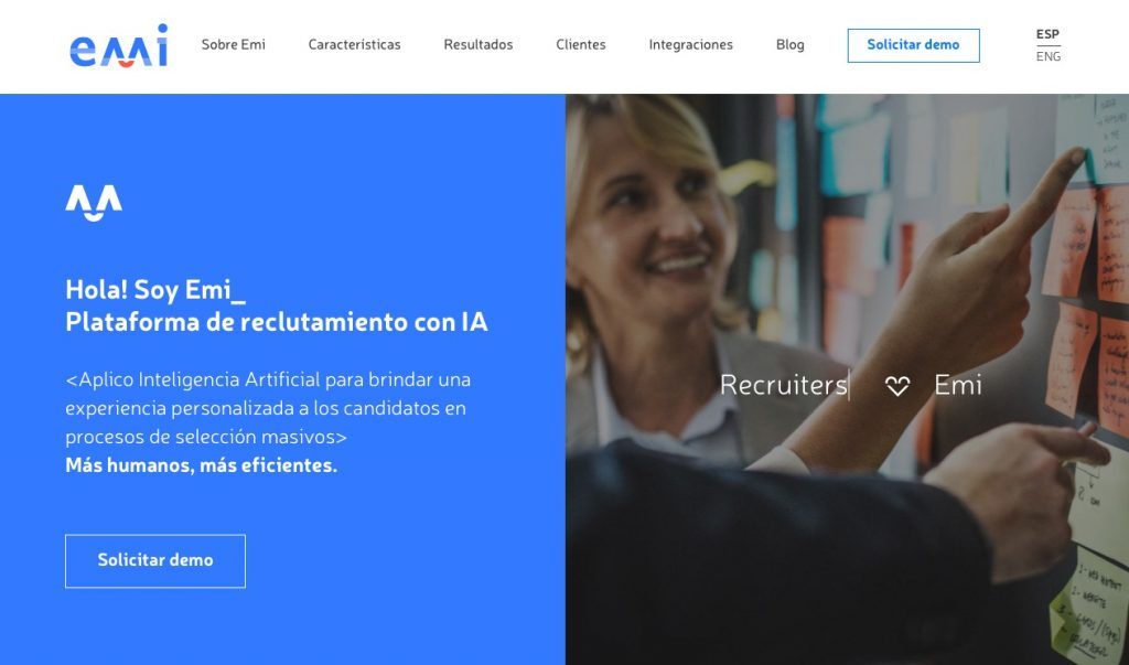 startups argentina página principal Emi Labs