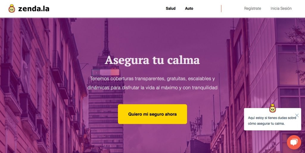 startups México Zenda.la
