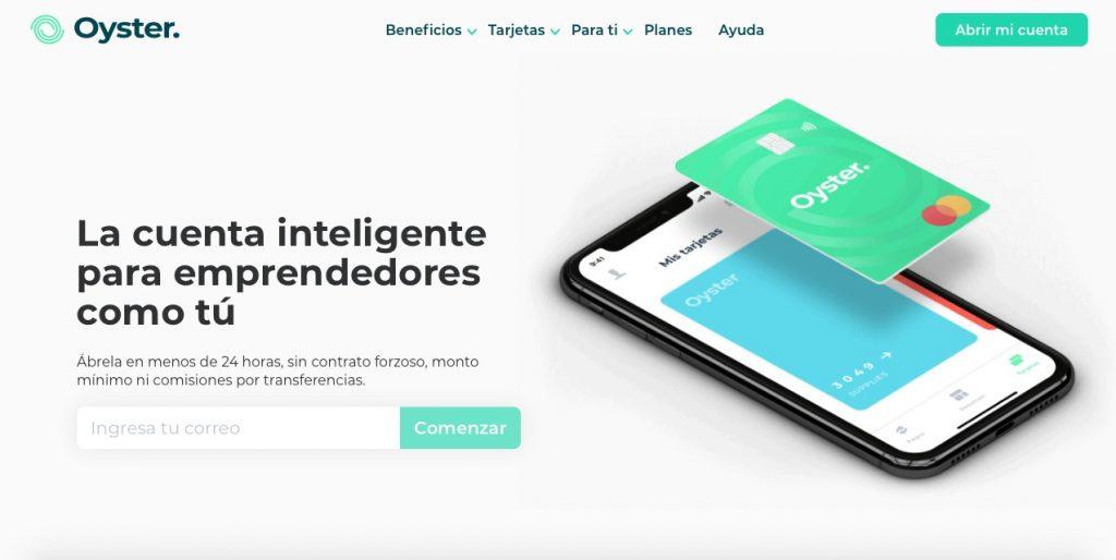 startups México Oyster