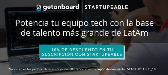 Startups chile Get On Board