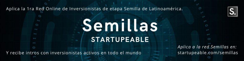 semillas startups