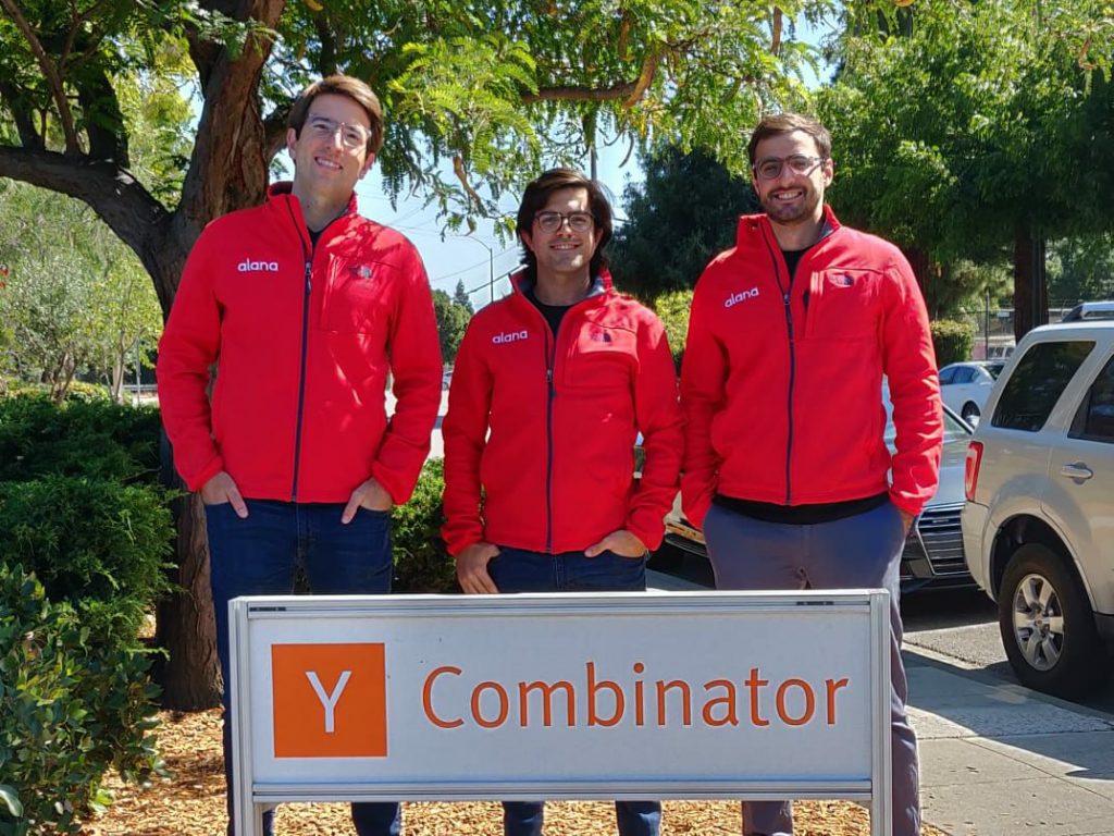Alana en Y Combinator startup