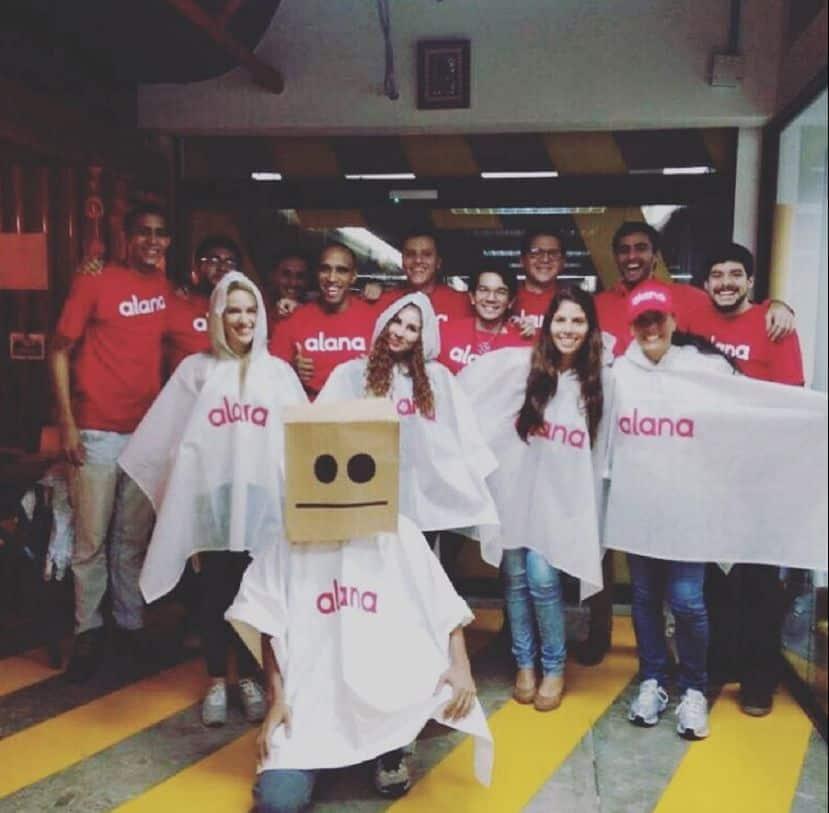 Equipo Alana startup