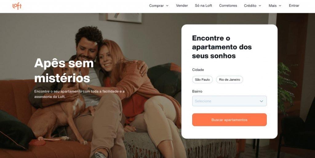startups proptech loft