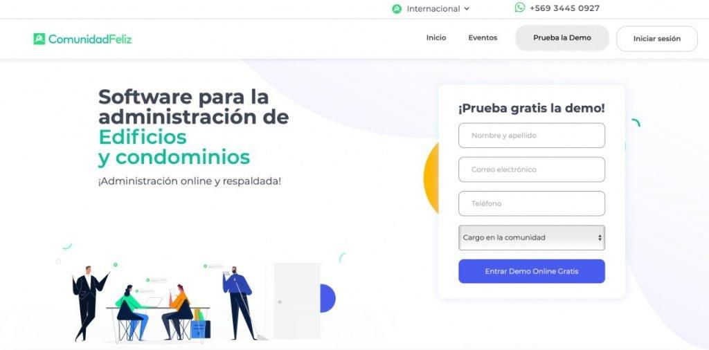 startups proptech ComunidadFeliz