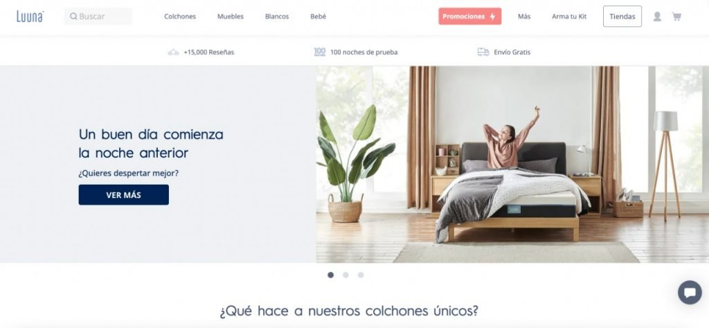 startups e-commerce latinoamerica Luuna