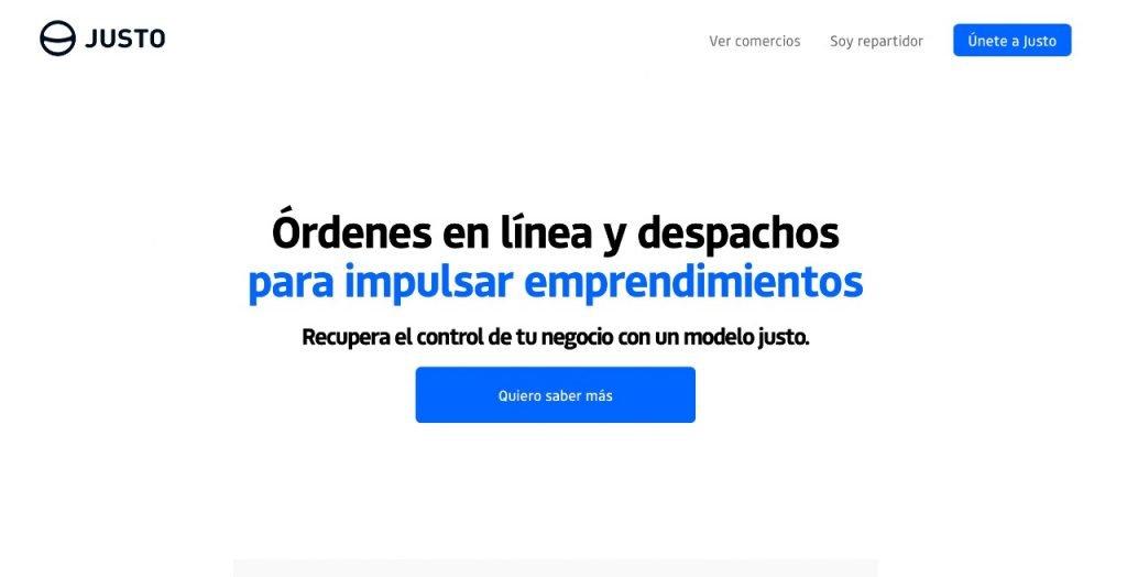 startups e-commerce latinoamerica Justo