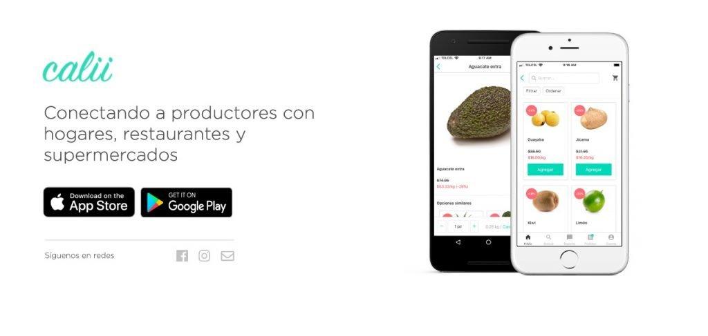 startups e-commerce latinoamerica Calii